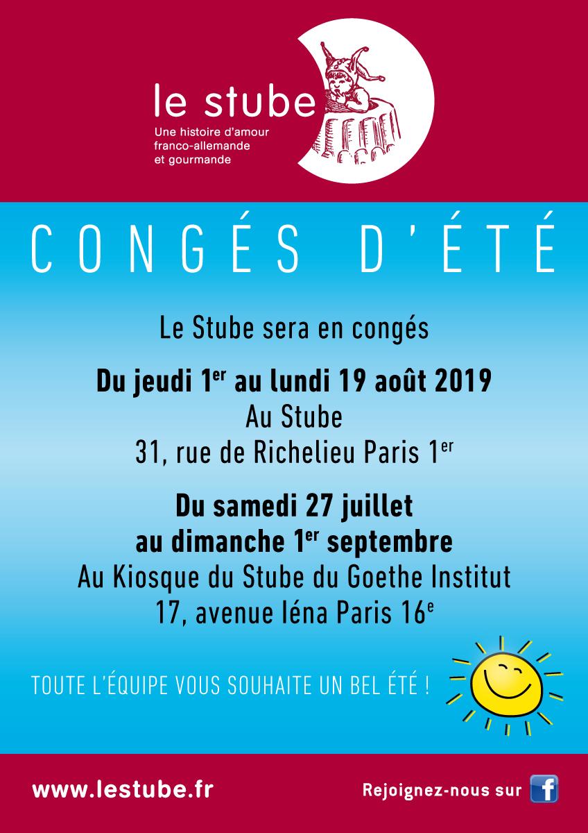 A4-CONGETE-2019-STUBE Richelieu et Goethe