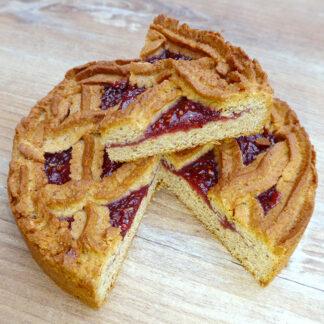 Gâteau Linzertorte
