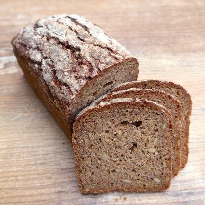 Schwarzbrot pain noir seigle blé