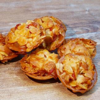 Tartelette Amandes Oranges
