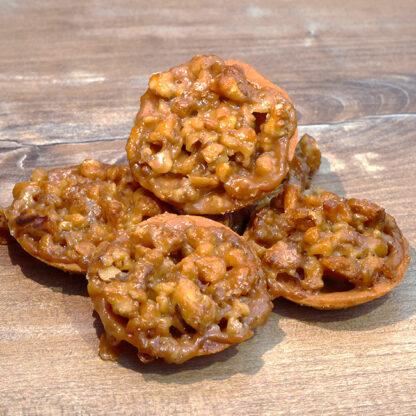 Tartelette noix et miel