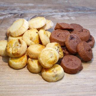 Assortiment de biscuits