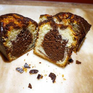 Marbré chocolat