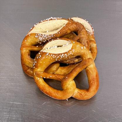 bretzel salé