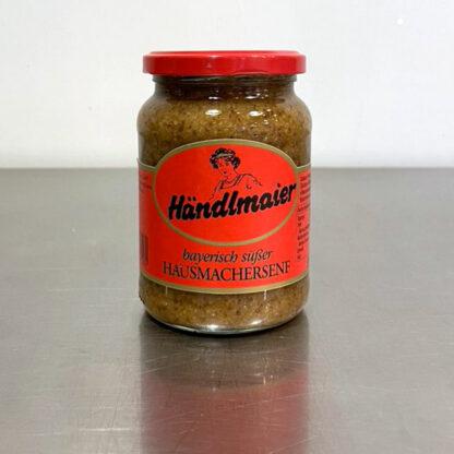 Moutarde sucrée Händlmaier's